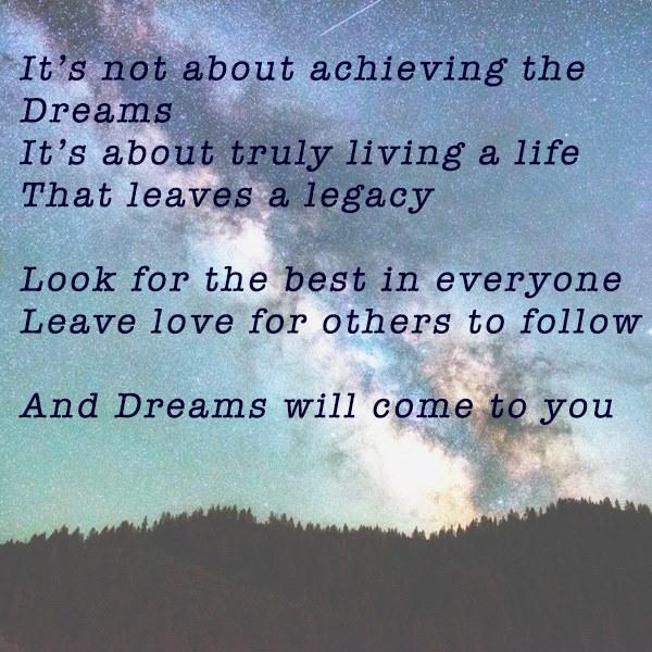 Dreams, Stars, Night Sky, Photography, Love,
