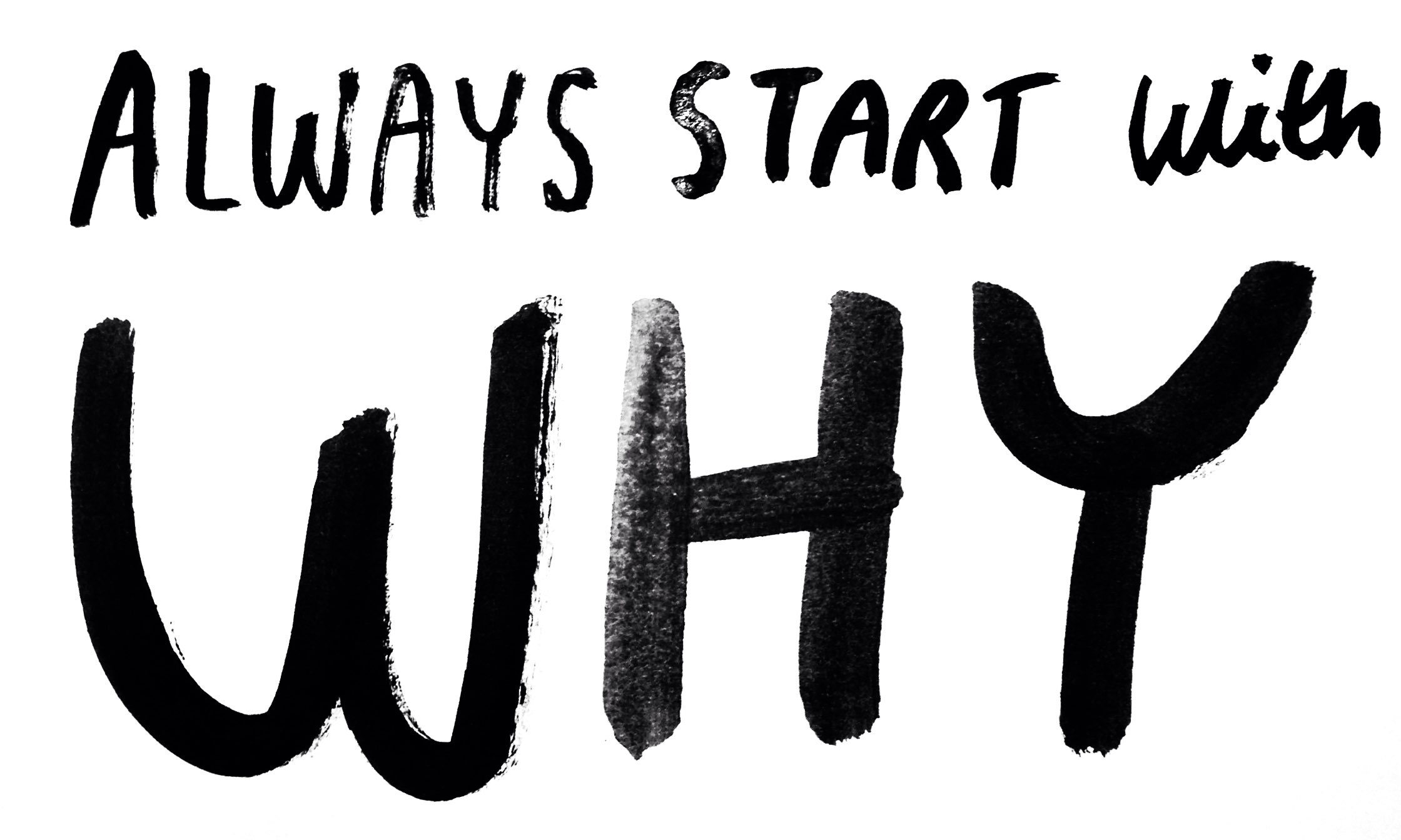 Startwithwhy, why, goals, vision