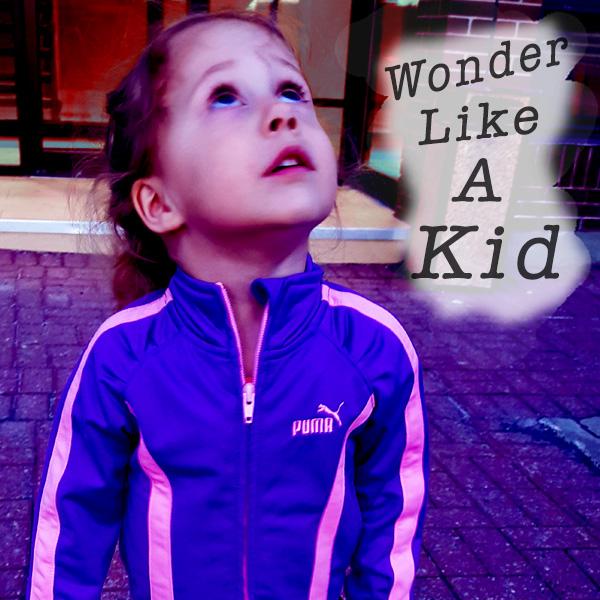 Wonder, kids, little girl, mindset, always learning