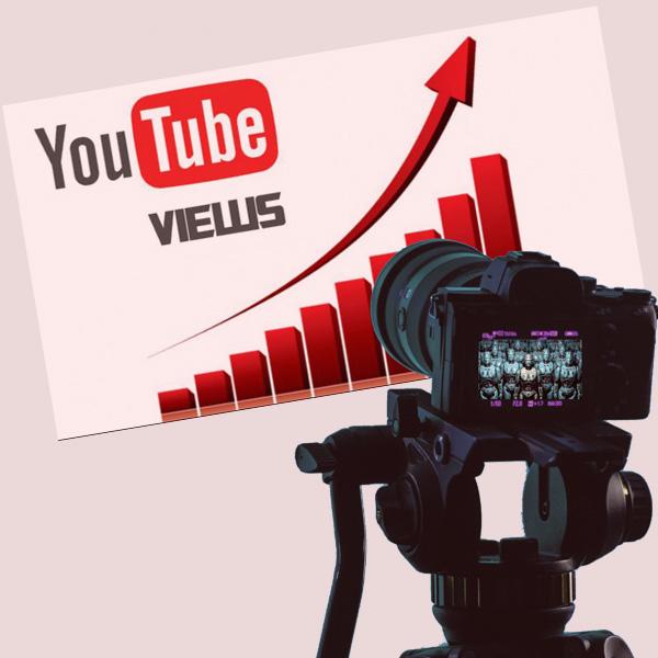 Camera, Tripod, DSLR, Youtube, Analytics, Views