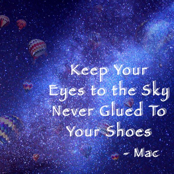 Mac Miller, Quotes, Space, Sky, Balloon