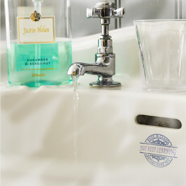 Running Clean Water