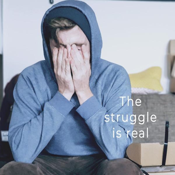 Struggle Bullying