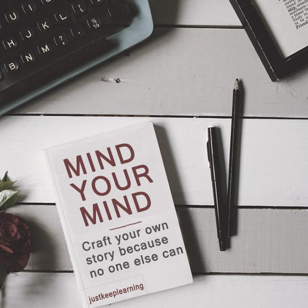 Book, Desk, Mind Your Mind