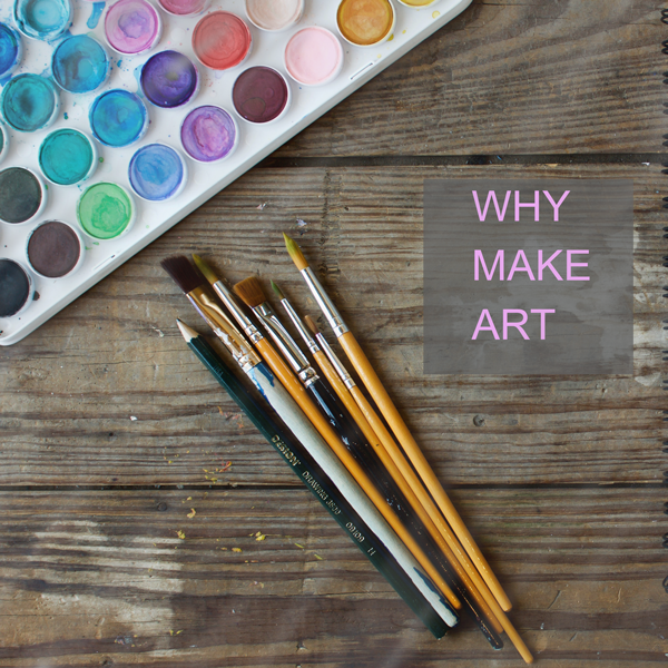 Making Art, Paintbrushes, Artwork, Learning
