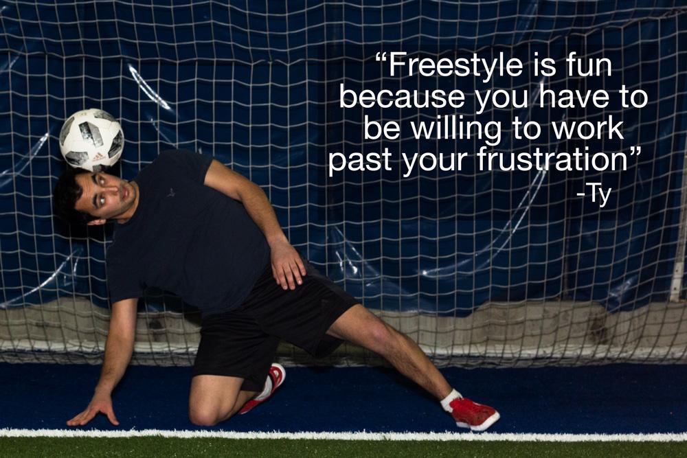 JKL, Freestyle Football