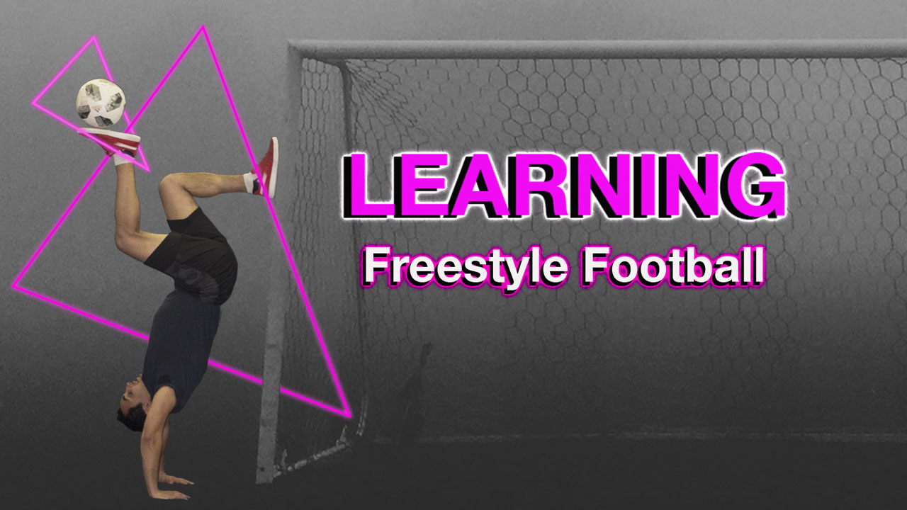 Learning Freestyle Football
