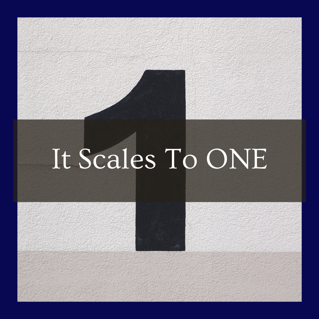 scale to one person, teaching, coaching, parenting