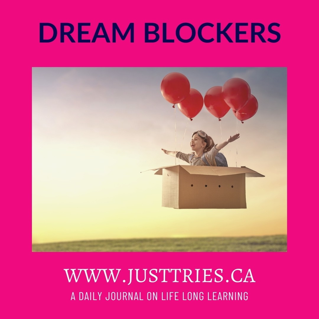 Dream Big, Dream Blockers,